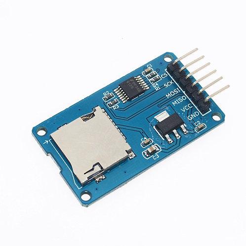SD Card Module Memory Card TF Micro SD Shield Storage SPI