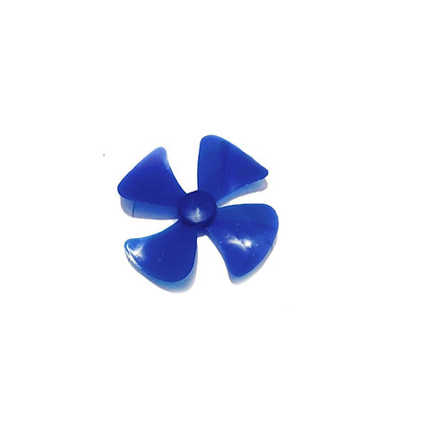 Toy Motor Blade - Mini fan Blade Propeller - 4 Blades - for Dc Toy Motor