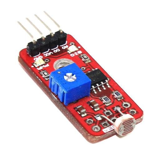 LDR Sensor Module - both digital and analog output