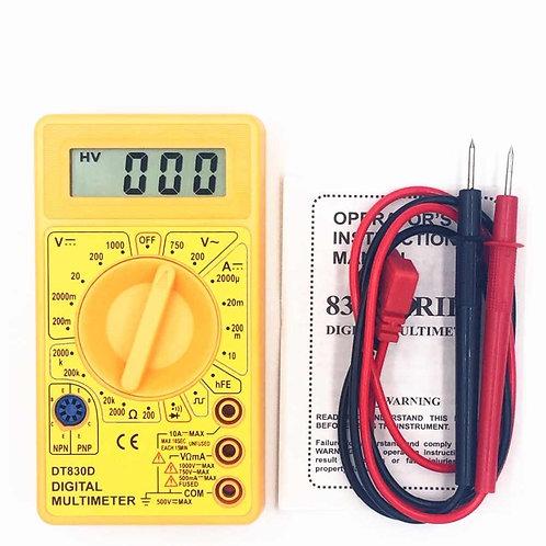 Digital Multimeter DT830D DT 830D