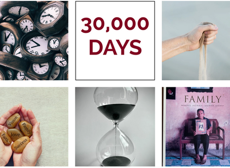Why 30,000 days?