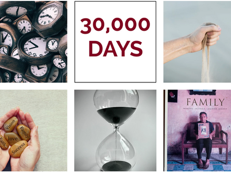 Why 30,000 days?