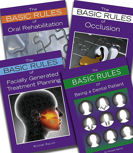 Basic Rules (Set of 4) by Dr. Mike Racich