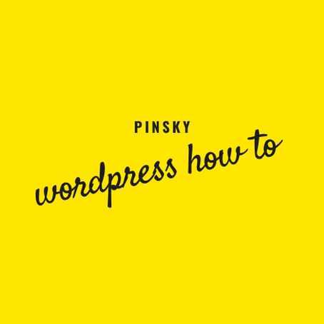 HOW TO: add an admin to your Wordpress website