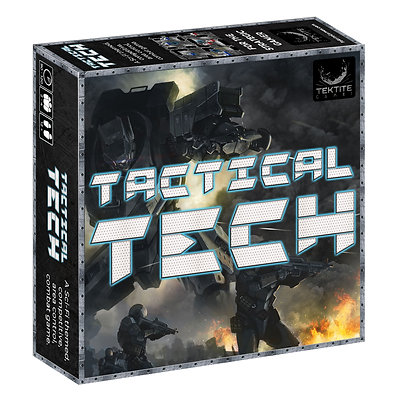 Tactical Tech Board Game