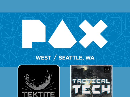 PAX West 2021 - Tektite Game Will Be There