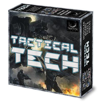 Tactical Tech Board Game PRE-ORDER