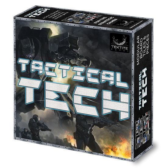 Tactical Tech Board Game PRE-ORDER