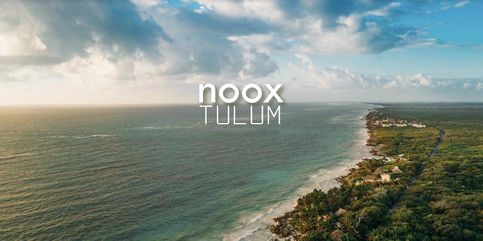 Inauguración noox Tulum