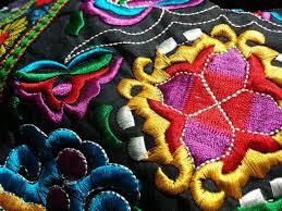 Identidad en el bordado textil: Kimbilá
