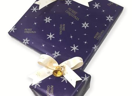 クリスマス★ギフトラッピングと24日までにお届けするために…