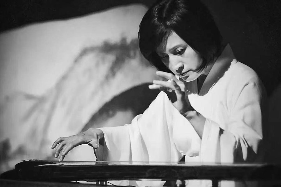 "4 SCMF2021-Speaker Photo - 《为我一挥手,如听万壑松""—管派古琴艺术》 - 乔珊 .jpg"
