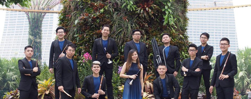 15.1.1 Group 1 - 笛子学会,笙协会,回响,合笙,DiCapell