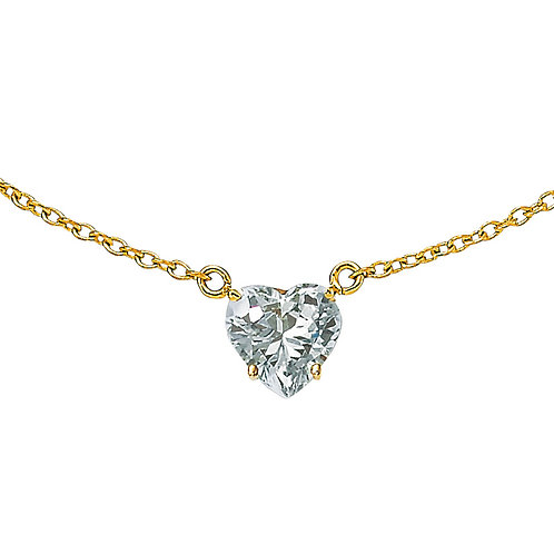 Heartrope 0.5ct 14KY *