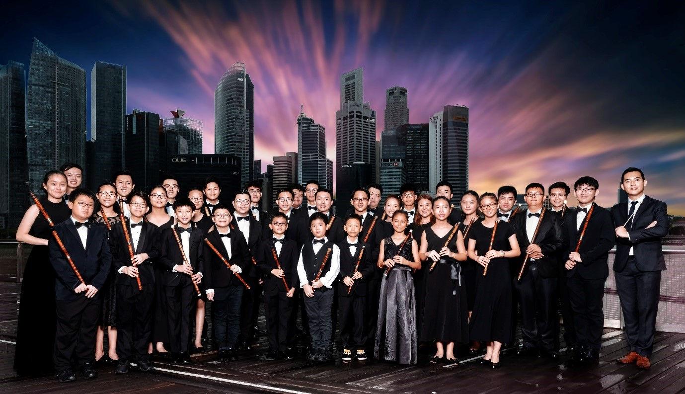 15.1.2 Group 2 - 笛子学会,笙协会,回响,合笙,DiCapell