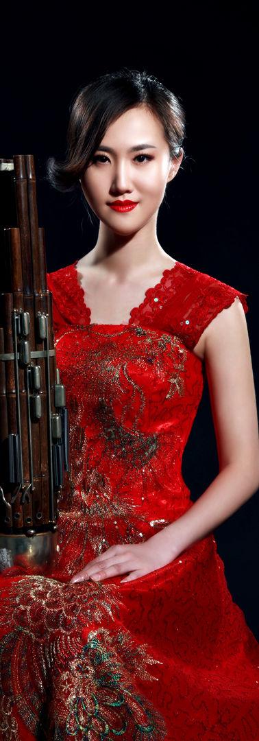 12.3.9 Soloist 9 - 笙 - 上海音乐学院民族室内乐音乐会《欢乐