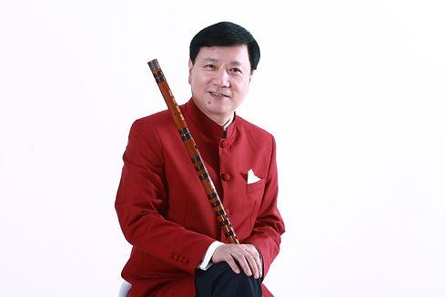 12.3.1 Soloist 1 - 竹笛 - 上海音乐学院民族室内乐音乐会《欢乐的夜晚》 - 詹永明.JPG