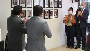 Conselho Nacional de Assistência Social inaugura  galeria de Presidentes