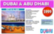 Dubai Vacations