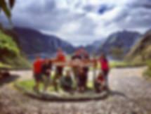 Mt. Pinatubo trekking