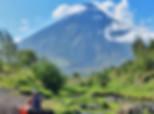 Trekking MT Mayon Volcano