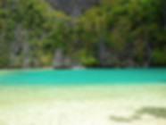 Cadlao Lagoon, philippines