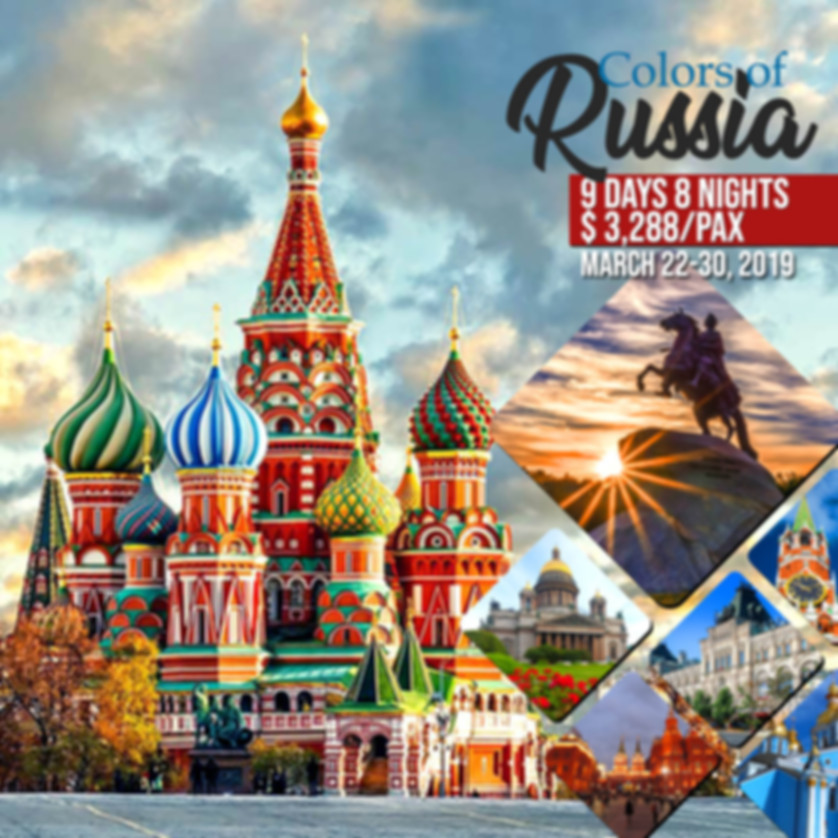 Russia Vacations and Tours