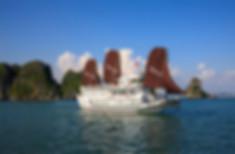 Halong Bay Cruises, Vietnam