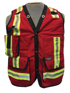 River's Edge Custom Covers & Gear Edmonton Specialty Vest