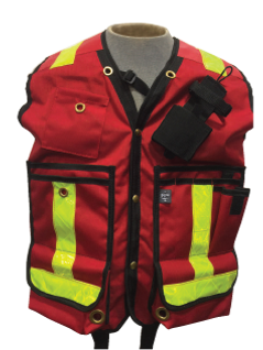 River's Edge Custom Covers & Gear Edmonton Safety Vest