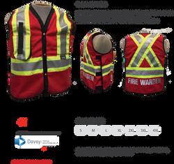 incident vest