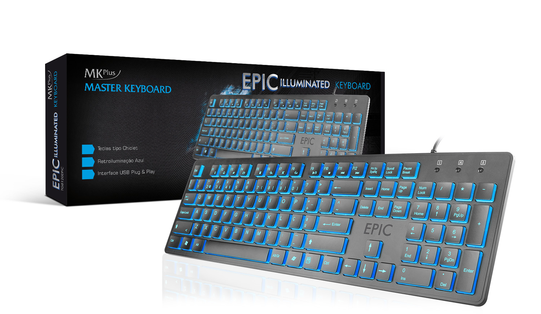 Epic + Caixa