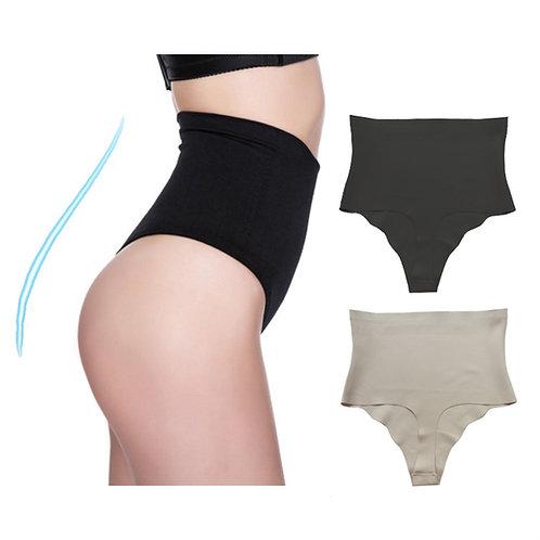 Women 'Invisible'Waist Butt Shaper Lifter Tummy Control Thong 7718
