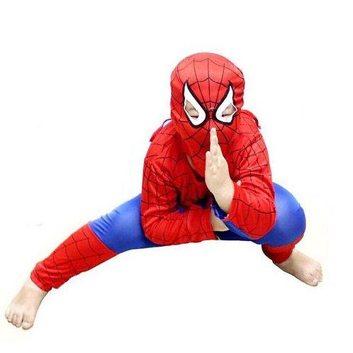 Spideman Homecoming Child Costume