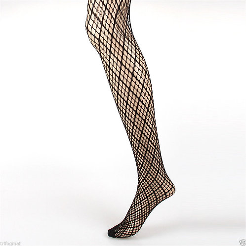 6 pack Fishnet Net Pattern Jacquard Pantyhose Tight 1201