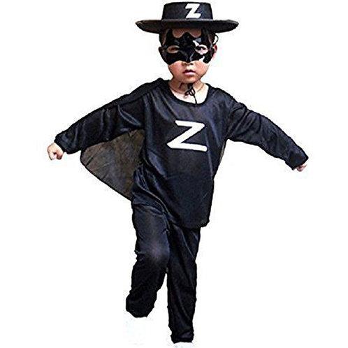 Zorro Child Costume