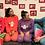 Thumbnail: Fleece pyjamas set 8808