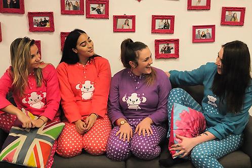 Fleece pyjamas set 8808