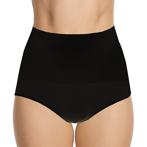 Seamless firm control high waisted shaping briefs pants 2003