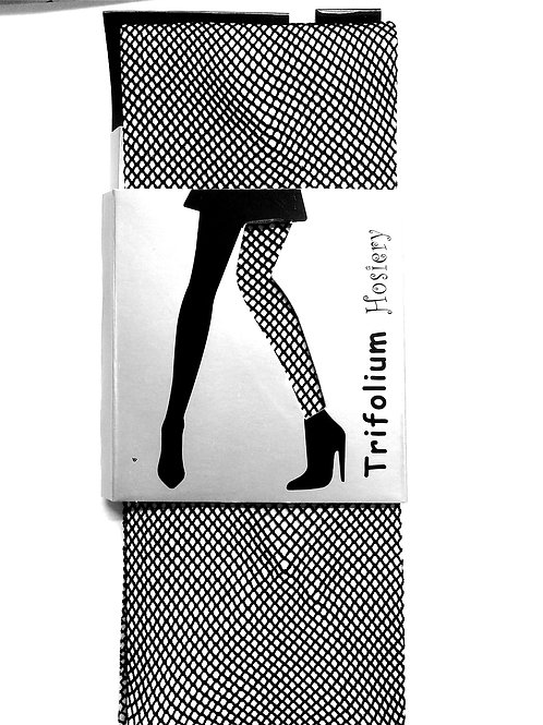 Fishnet Net Pattern Pantyhose Tight 1900