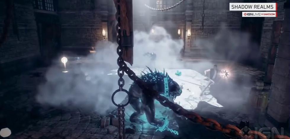 Shadow Realms Demo Reel