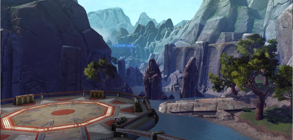 The Gnarls - Jedi Sanctuary