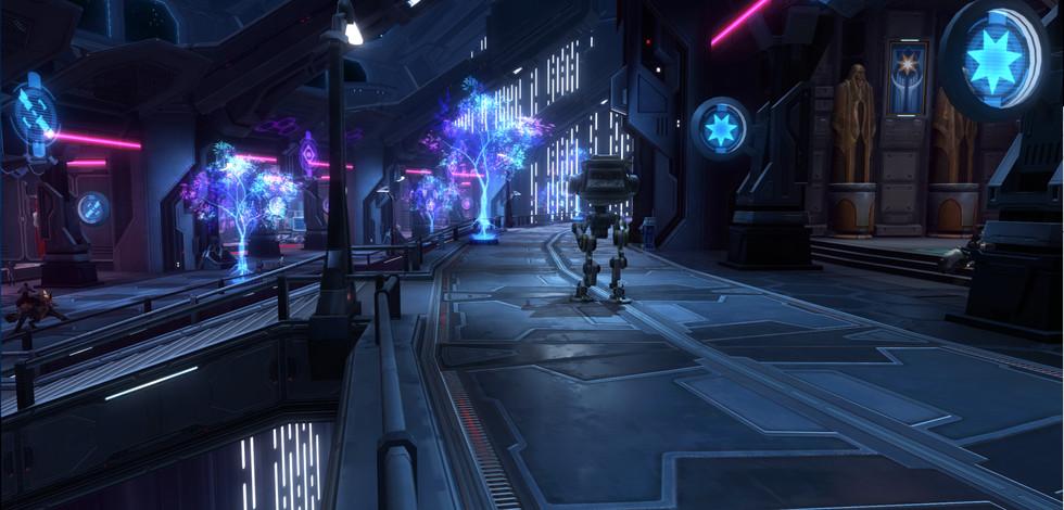 Empire Station - Merchant Quadrant