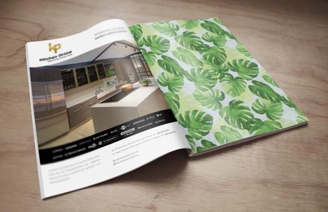 Anúncio de revista Kitchen Prime