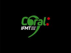 Novo logo do Coral IFMT / Campus Várzea Grande