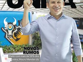 Novos Rumos (Mauro Mendes novo governador de Mato Grosso)