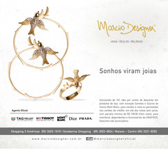 Anúncio Marcio Designer