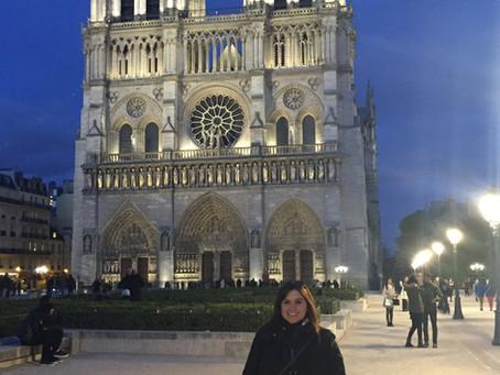 Paris, April 2018