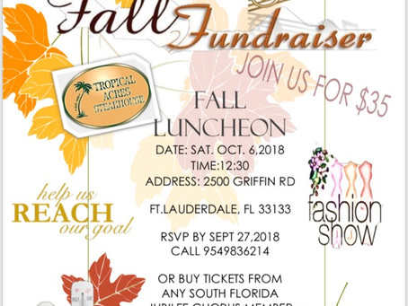 Fall Fun at Fashion Show