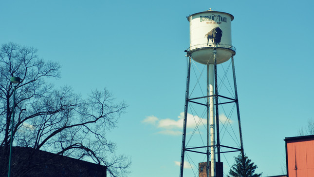 Sargasso Travels to the Buffalo Trace Distillery!